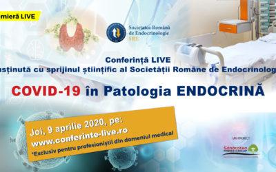 COVID-19 in Patologia Endocrina