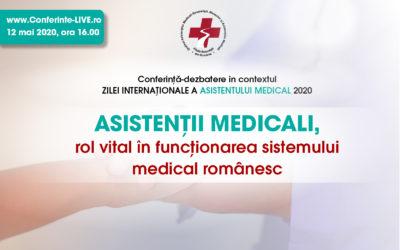 ASISTENȚII MEDICALI, rol vital în funcționarea sistemului medical românesc