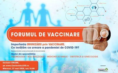 Forumul de Vaccinare